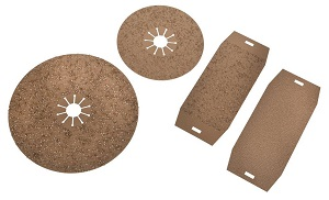 tungsten carbide shaping discs