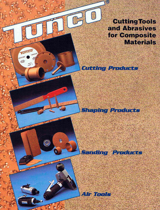 Tunco Manufacturing Product Catalog